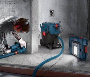 aspirateur de chantier sans sac GAS35MAFC - Aspirateur bosch