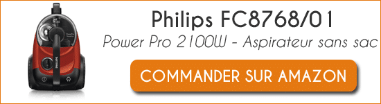 Acheter aspirateur Philips FC8768-01 PowerPro