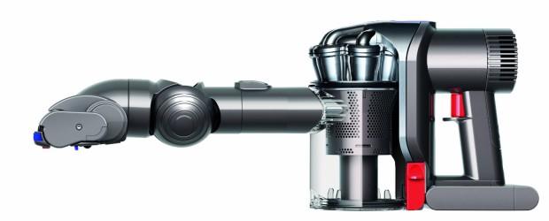 test aspirateur dyson dc45 aspirateur balai sans sac sans fil. Black Bedroom Furniture Sets. Home Design Ideas