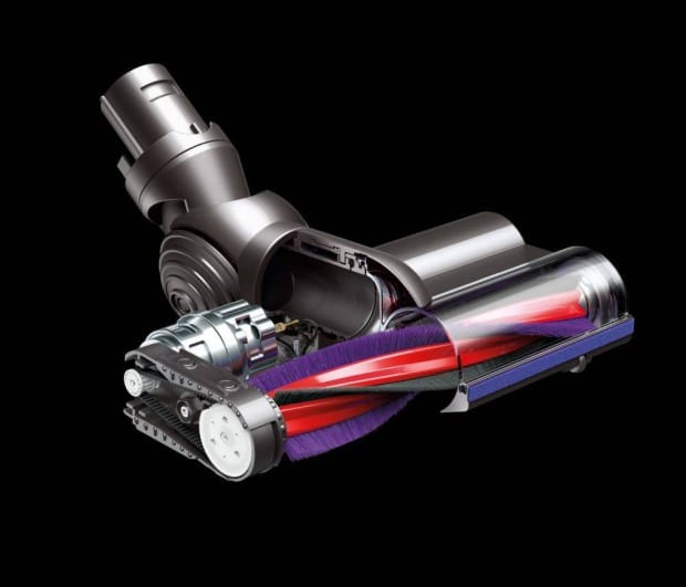 test aspirateur dyson dc62 aspirateur balai sans fil argent. Black Bedroom Furniture Sets. Home Design Ideas