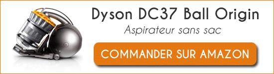 Acheter aspirateur Dyson DC37