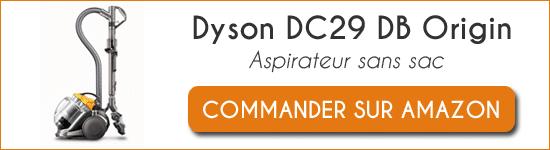 Acheter aspirateur Dyson DC29