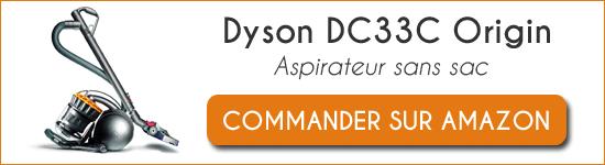 Acheter aspirateur Dyson DC33c