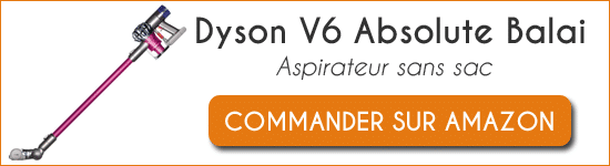 Acheter aspirateur Dyson V6 Absolute