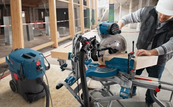 Bosch Aspirateur de chantier professionnel