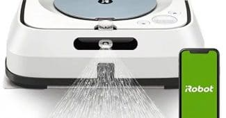 Aspirateur Robot laveur de sols